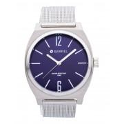 メンズ BARREL 腕時計 ダークブルー