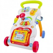 FunBlast® Children Musical Walker, Push Pull Toy for Toddlers & kids, Baby Activity Walker Toy