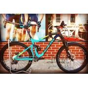 Bicicleta full suspension CTM SCROLL PRO - Test bike