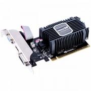 Inno3D Video Card GeForce GT730 2GB SDDR3 64-bit 902 1600 DVIVGAHDMI HeatsinkLP Bracket N730-1SDV-E3BX-NACC