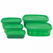 Caserole Stay Fresh Green Containers