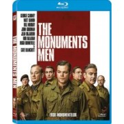 The monuments men BluRay 2014
