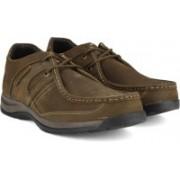Woodland Outdoor shoes For Men(Olive)