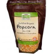Now Foods Biologische Popcorn (680 gram) - Now Foods