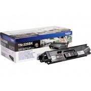 Brother Tonercassette TN-326BK TN326BK Origineel Zwart 4000 bladzijden