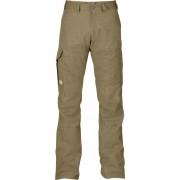 FjallRaven Karl Trousers - Sand - Pantalons de Voyage 50