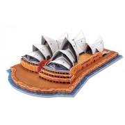 3d Sydney Opera House Puzzle Model