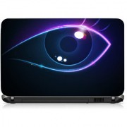 VI Collections Lighting Eye Printed Vinyl Laptop Decal 15.5