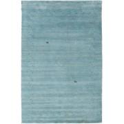 Handknuten. Ursprung: India Loribaf Loom Alfa - Ljusblå Matta 240X340 Modern Ljusblå/Turkosblå (Ull, Indien)