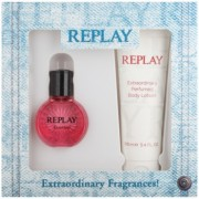 Replay Essential lote de regalo I. eau de toilette 20 ml + leche corporal 100 ml