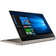 Laptop Lenovo Yoga 910-13IKB 13.9 inch Full HD Touch Intel Core i7-7500U 8GB DDR4 512GB SSD Windows 10 Champagne