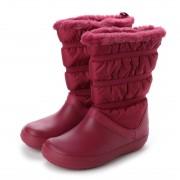 【SALE 30%OFF】クロックス crocs レディース ロングブーツ Crocband Winter Boot W 205314 4413 レディース
