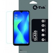 QTek Tempered Glass for Oppo A1K with Free Installation kit
