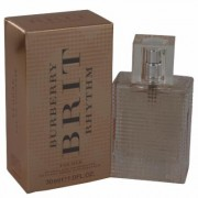 Burberry Brit Rhythm Floral For Women By Burberry Eau De Toilette Spray 1 Oz