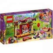Конструктор Лего Френдс - Представлението на Andrea в парка, LEGO Friends, 41334