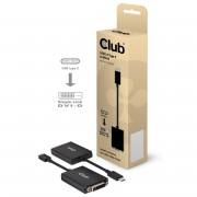 Club3D USB3.1 Type C - DVI-D (Dual Link) Adapter CAC-1508