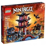 Lego Ninja Go 70751 Temple of air art [Parallel import goods]