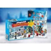 Playmobil Calendario de Navidad - Robo en la Joyería
