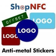 Tag NFC Schermati Personalizzati - Stampa Offset