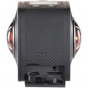 Somikon 360°-Full-HD-Action-Cam mit 2 Objektiven für vollsphärische VR-Videos