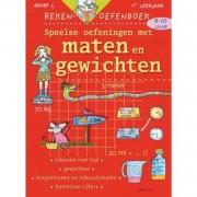 rekenoefenboek- Maten en gewichten 9-10 jaar