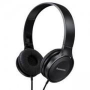 Слушалки Panasonic олекотени стерео с наушници, черни, RP-HF100E-K