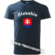 Pánske tričko slovenský znak