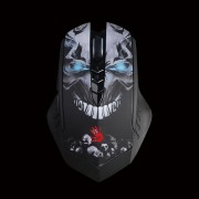 Mouse, A4 Bloody R80, Gaming, Wireless, Skull