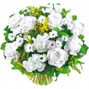 Kwiaty gratulacyjne dla rodziców