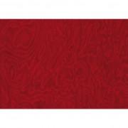 Hartie pt. ambalare, 70 x 200cm/rola, 70gr/mp, rosu, HERLITZ Moiree