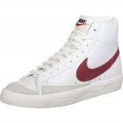 Nike Blazer Mid 77 Vintage WE Heren wit rood 42 EU