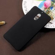 Shop4 - Nokia 6 Hoesje - Harde Back Case Ultra Dun Zwart