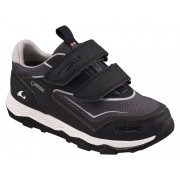 Viking Evanger Low GTX Sneaker, Black/Grey 23