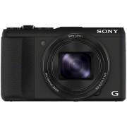 Sony DSCHX50 Compact Digital Camera - Black (20.4MP, 30x Optical Zoom) 3 inch LC