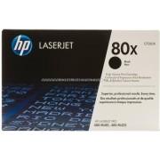 HP CF280X Toner Black 6,9k No.80X Eredeti HP kellékanyag cikkszám: CF280X