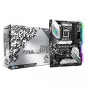 ASROCK MB Z490 STEEL LEGEND LGA 1200 4DDR4, 2 PCIE 3.0 X16, 3 PCIE 3.0 X1, 2 M2, 6 SATA3, 7.1 CH ATX