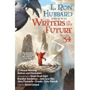 Writers of the Future Volume 34: The Best New Sci Fi and Fantasy Short Stories of the Year, Paperback