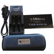 Kit Lavatube L-Rider 4.0 aka EpicStorm / Lambo - TrustFire charger