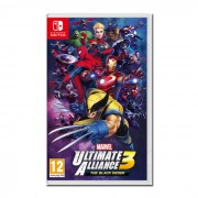 Nintendo Marvel Ultimate Alliance 3: The Black Order - NSW