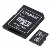 Unbranded Kingston industrial temperature microsdhc uhs-i class 10, 8g
