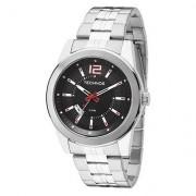 Relógio Technos Analógico 2115KSV1R Masculino - Masculino-Prata
