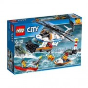 LEGO City Elicopter de Salvare pentru Conditii Grele 60166