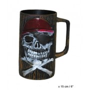 Cana pirat 15 cm - Cod 50454