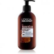 L'Oréal Paris Barber Club Reinigungsgel für Bart, Gesicht und Haare 200 ml