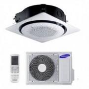 Samsung CLIMATIZZATORE CONDIZIONATORE SAMSUNG INVERTER CASSETTA 360° AC100KN4DKH/EU 36000 BTU CON COMANDO WIRELESS