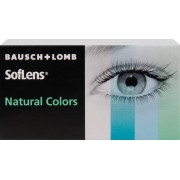 SofLens Natural Colors Jade - 2 lenzen