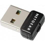 Adaptor Wireless Netgear G54/N150 Micro USB (Negru)