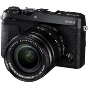Fujifilm X-E3 Aparat Foto Mirrorless 24MP APSC 4K Kit cu Obiectiv 18-55 F/2.8-4 R LM OIS Negru