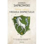 Editura Nemira Vremea dispretului ed 2019 (seria witcher, partea a iv-a) - andrzej sapkowski editura nemira