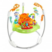Fisher Price Baby Gear Mattel Saltador Animalitos De La Selva Fisher-price Mattel